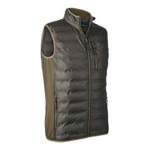 DH4189 - Deer Padded Waistcoat (S to 3XL) - 391 Peat