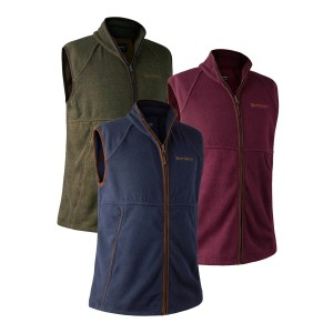 DH4884 - Wingshooter Fleece Waistcoat (3 colours).