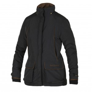 DH5055 Deerhunter Lady Josephine Jacket - 771 Graphite Blue