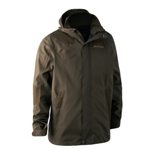 DH5073 Track Rain Jacket – col 380 Canteen