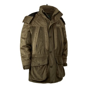 DH5080 Deerhunter Rusky Silent Jacket (Long) - 391 Peat