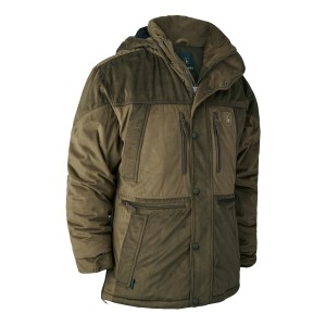 DH5085 Deerhunter Rusky Silent Jacket (Short) - 391 Peat