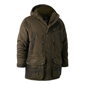 DH5820 Deerhunter Muflon Jacket (Long) - 376 Art Green
