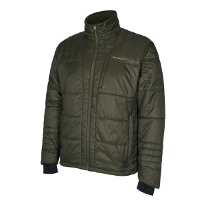 DH5914 Heat Jacket w. Powerbank - 388 Deep Green.
