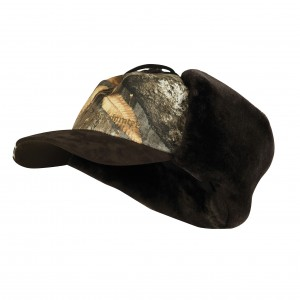 DH6820 Deerhunter Muflon Winter Hat - 46 Realtree Edge Camo