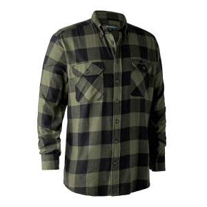 8186  Marvin Shirt - 38186 Green Check / 48186 Red Check