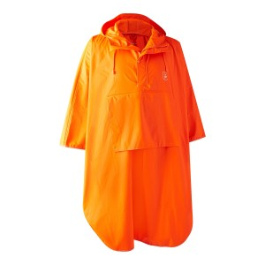 8172  Hurricane Rain Poncho - 669 Orange