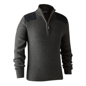 8726 - Rogaland Knit with zip neck