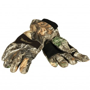 DH8819 Deerhunter Muflon Winter Gloves - 46 Edge Camouflage