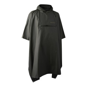 DH8894  Survivor Rain Poncho - 393 Timber