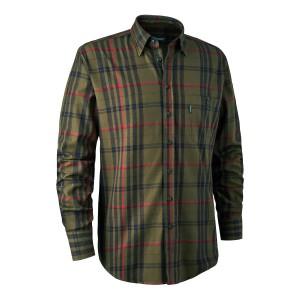 8919  Larry Shirt  - 38919 Green Check