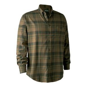 8927  Kyle Shirt - 8927 Green Check