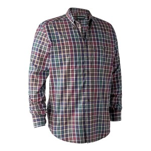 8935  Carter Shirt - 58935 Brown Check