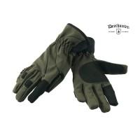 DH8155 Deerhunter Almati Green Gloves Stretch membrane