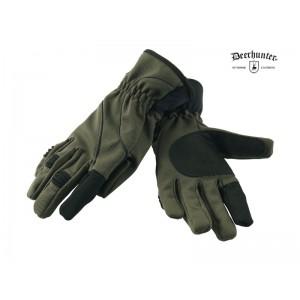 DH8155 Deerhunter Almati Green Gloves Stretch membrane