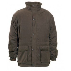 DH5444 Deerhunter Eifel Jacket-Brown Leaf