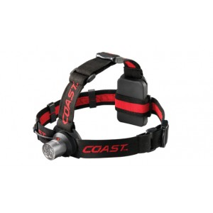 Coast Dual Color Red/White 144 lumen light output - HL4