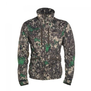DH5334 - Predator Hunting Jacket w. Teflon® in 80-IN-EQ Camouflage