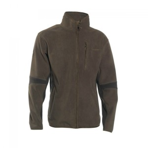 DH5515 Deerhunter Gamekeeper Bonded Fleece Jacket - 380 Canteen