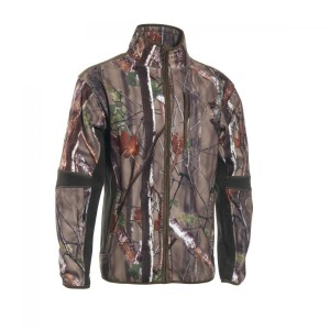 DH5515 Deerhunter Gamekeeper Bonded Fleece Jacket - 50 Innovation Camo