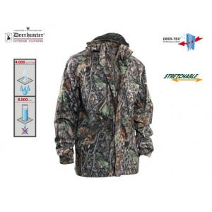 DH5391 Deerhunter Game Stalker II Jacket Innovation Camouflage