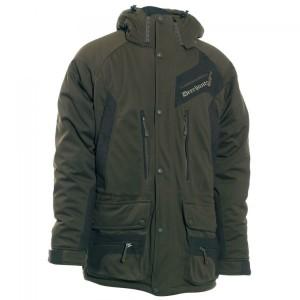 DH5820 Deerhunter Muflon Jacket (Long) - 376 Art Green