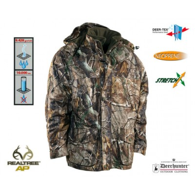 DH5369 Deerhunter Montana Jacket 2.G Realtree - AP Xtra Camouflage  / ONLY EU46 left.
