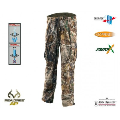 DH3369 Deerhunter Montana Trousers 2.G - AP-Xtra Camo / sold out in some sizes.