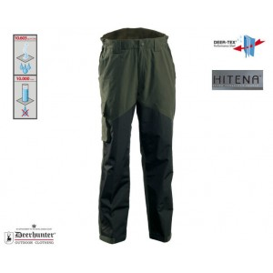 DH3348 Deerhunter Smallville 2.G Trousers w. Hitena - 382 Deep Cypress Green