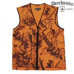 DH4245 - Deerhunter Targit Waistcoat Blaze Camouflage