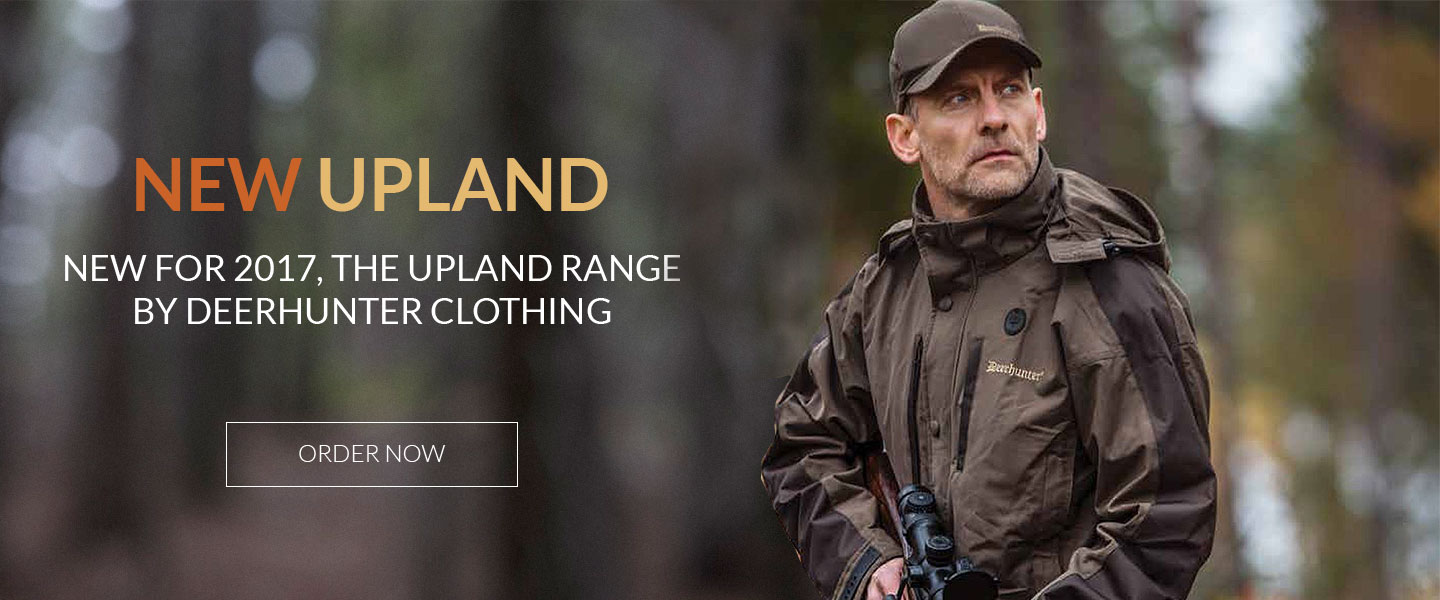 Deerhunter Clothing Upland Range