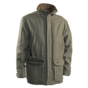 DXO 512 Deerhunter Bushwood Jacket - Cypress